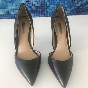 Black Bebe Pumps/Heels